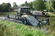 Hyacinth and Algae Dredge, Weed harvester